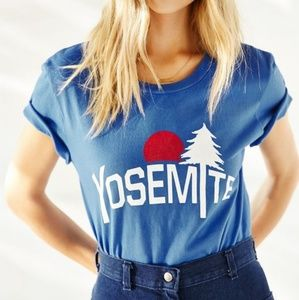 Urban Outfitters Truly Madly Deeply Yosemite Tee
